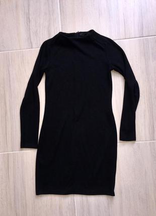 Тёплое платье zara