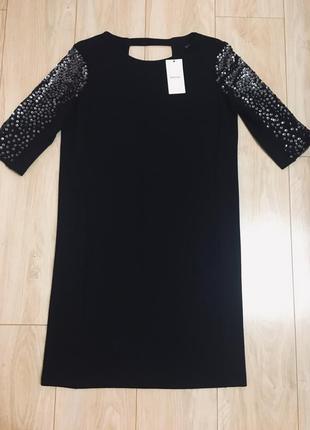 Нарядне плаття mango розмір m