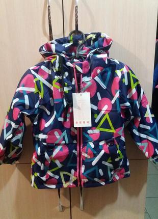 Курточка,ветровка для девочки( польша)