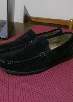 Туфли - мокасины geox