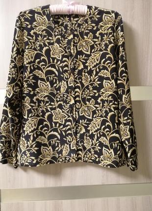 Блузка красивейшая!