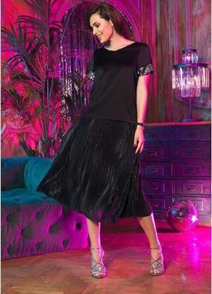 Avon новая юбка плиссированная размер 44-46 (м)