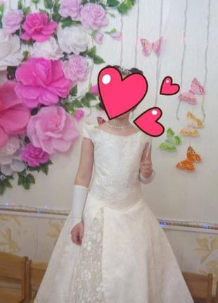 Платье нарядное, платье на выпуск в садик
