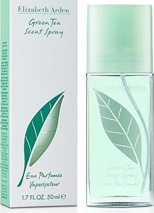 Аромат elizabeth arden green tea женская парфюмированная вода 50мл