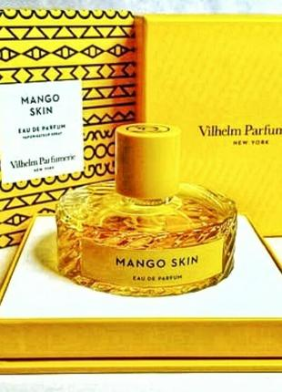 💥акция💥mango skin vilhelm parfumerie 10 ml4 фото