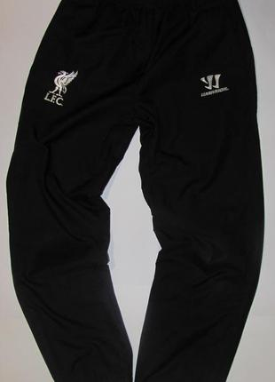 Крутые брендовые штаны lfc длл мальчика подростка на рост 146-150 см