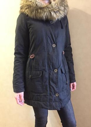 Куртка парка only размер s