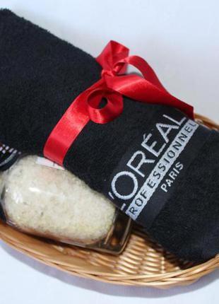 Рушник полотенце для волосся від l'oreal