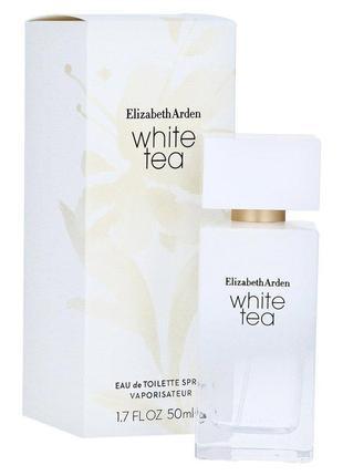 Elizabeth arden white tea - туалетная вода 50ml (оригинал)