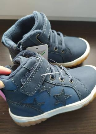 Нові демисезонні черевички