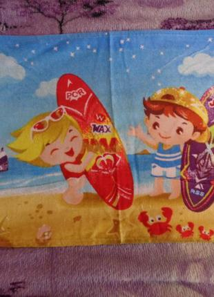 Качественные детские полотенечка. 4 расцветки