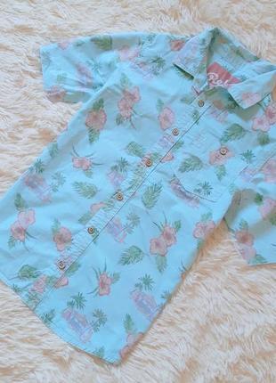 Качественная хлопковая рубашечка от rebel
