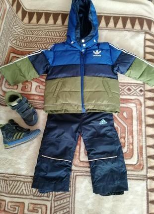 Куртка, пуховик adidas