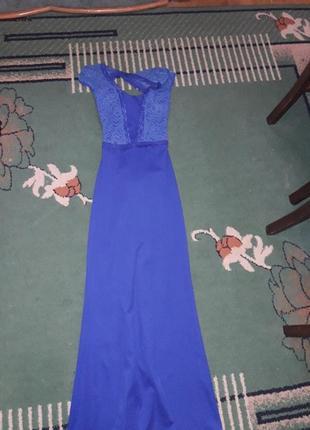 Вечірнє випускне плаття