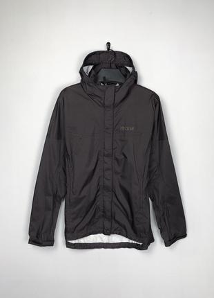 Marmot трекінгова жіноча куртка вітровка на мембрані від популярного дорогого бренду.