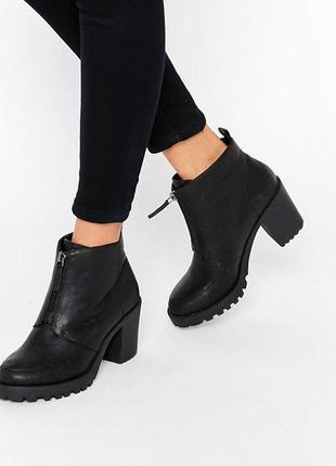 London rebel asos ботинки