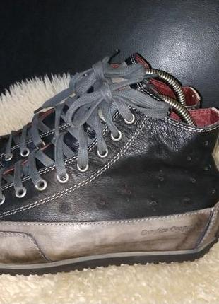 Candice cooper кеди кроссовки всередині та зовні шкіра