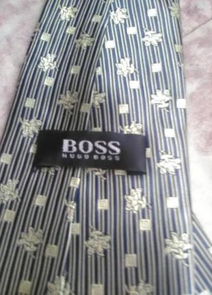 Шикарный галстук hugo boss