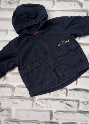 Куртка вітровка для хлопчика espirit