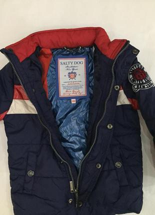 Демесизонна курточка8 фото