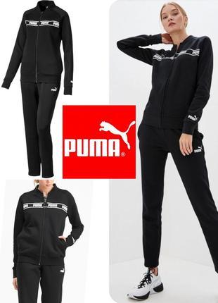 Спортивный костюм пума puma amplified sweat suit