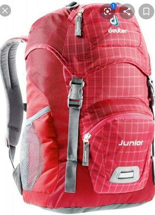 Туристичний рюкзак туристический рюкзак deuter junior 18 l