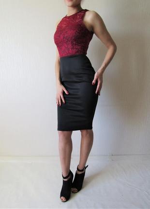 Очаровательное платье миди ах paris купить цена