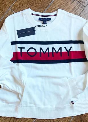 Tommy hilfiger свитшот