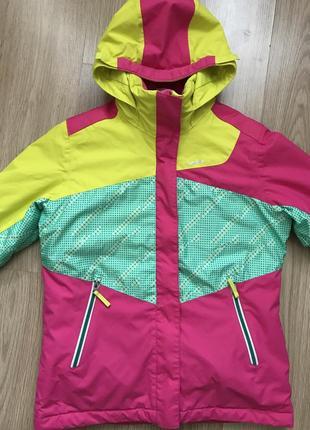 Лижна куртка decathlon