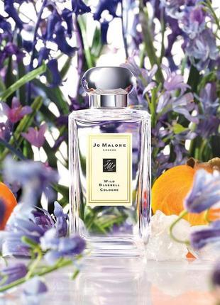 Jo malone wild bluebell 100 мл джо малон колокольчик 💛 свежий легкий аромат на лето