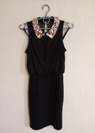 Шикарное коктейльное платье body flirt