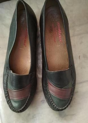 Туфли натуральная кожа размер 38