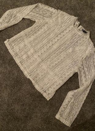 Новая блуза zara