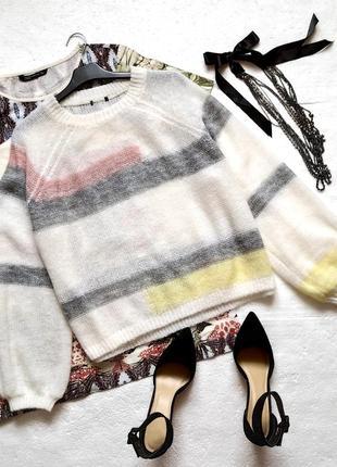 Изумительный мохеровый свитер, джемпер