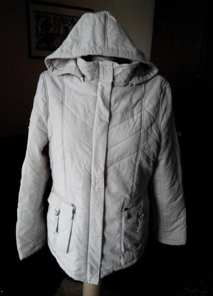 Новая деми курточка 48-50 р-р