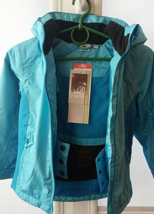 Лижна термо мембранна демісезонна  куртка crane