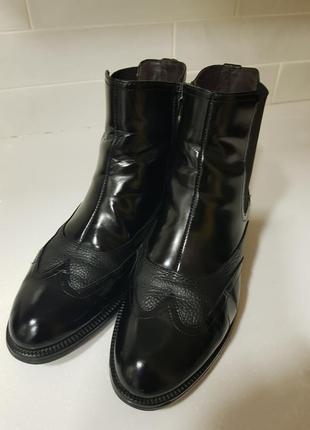 Ботинки оксфорды stonefly 39р
