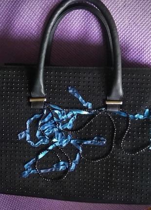 Сумка, большая сумка, замшевая сумка, сумочка
