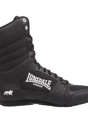 Lonsdale мужские кроссовки для бокса\боксеры