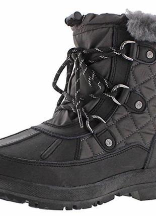 Сапоги ботинки bearpaw размер 1us (32) стелька 20,8см. оригинал