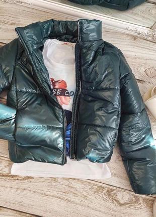 Классные дутые курточки