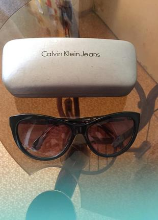 Италия оригинал очки calvin klein