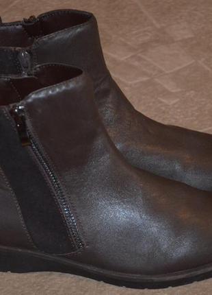 Ботинки footglove 4 paзм