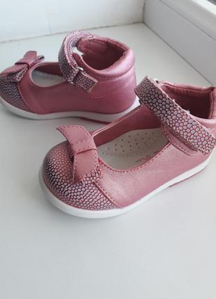 Туфли-сандалики на малышу