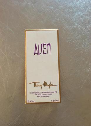 Thierry muqler alien