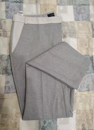 Тонкие зауженные брюки atmosphere