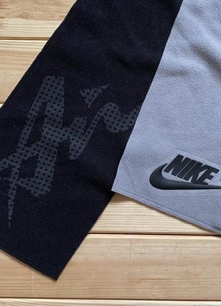 Флисовый шарф nike air