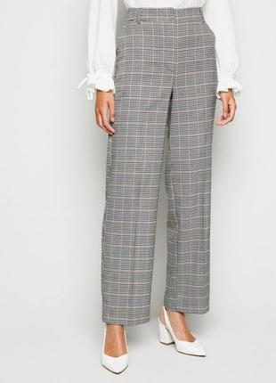 Стильные широкие брюки от new look рр 12 наш 46