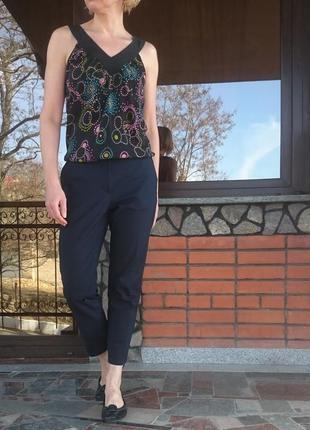Warehouse топ блуза натуральный шелк, размер s