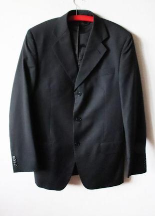 Пиджак emenegildo zegna 100% шерсть